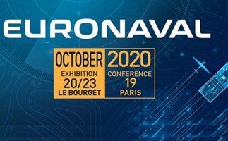 TELESCOPIC SLIDES at EURONAVAL 2020 show