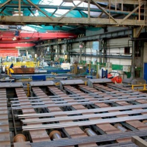 CHAMBRELAN has been testing its rails for the doors of Alstom's future trams in China